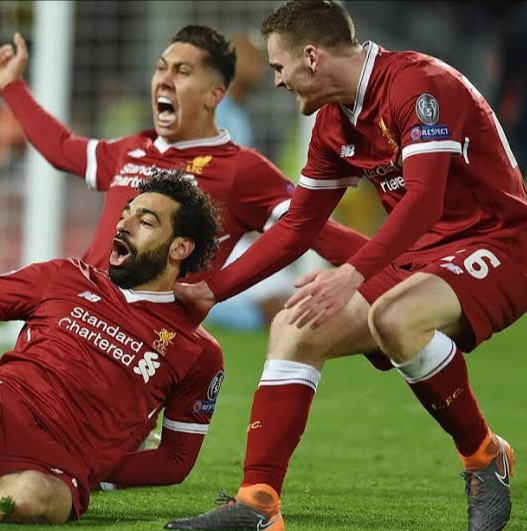 Liverpool SALAH Yalla Shoot HD UEFA CHAMPIONS LEAGUE 2020