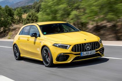 Mercedes-AMG A 45 S - front