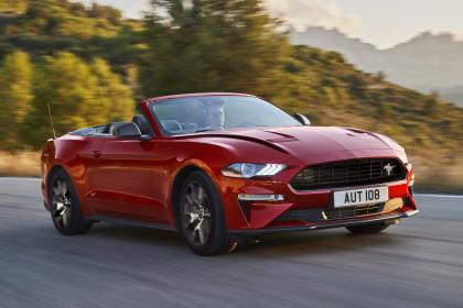 Ford Mustang55 ecoboost