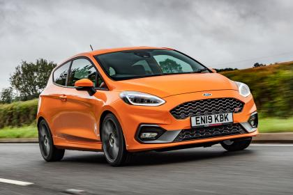 Ford Fiesta ST Performance - front