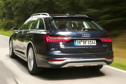 Audi A6 Allroad - rear