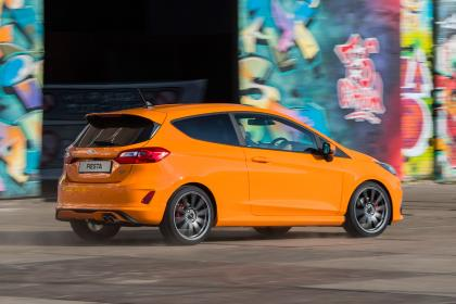 Ford Fiesta ST Performance - rear