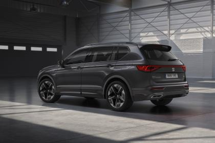 SEAT TARRACO FR - REAR STATIC