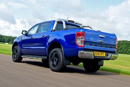 Ford Ranger - rear