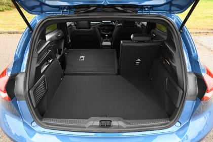 Ford Focus ST - boot