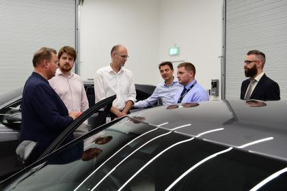 JLR tech secrets feature- meeting the team