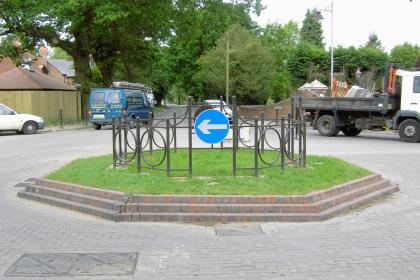 Octagon roundabout, Solihull