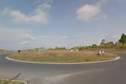 Tothill Roundabout, Stowmarket