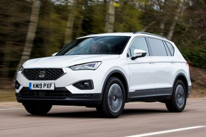SEAT Tarraco - best 7-seater cars
