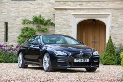 Used BMW 6 Series - front