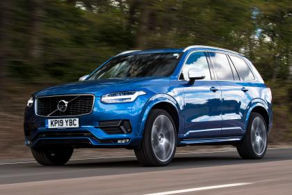 Volvo XC90 - best 7-seater cars