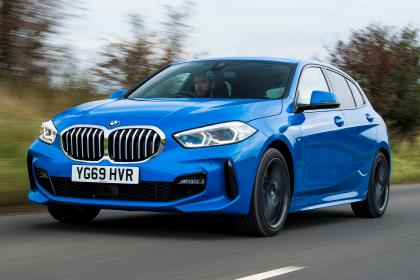 BMW 1 Series - front