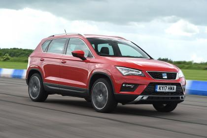 SEAT Ateca - front