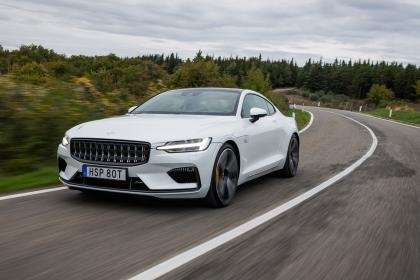 New Polestar 1 2020 review