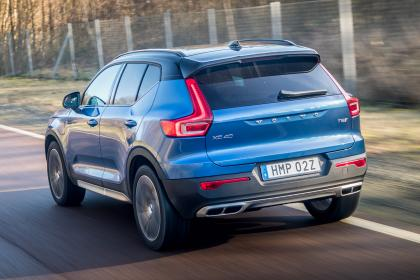 Volvo XC40 T5 Twin Engine - rear