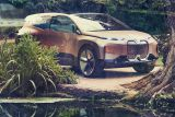 BMW Vision iNEXT concept - front/side