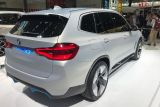 BMW iX3 - Beijing rear